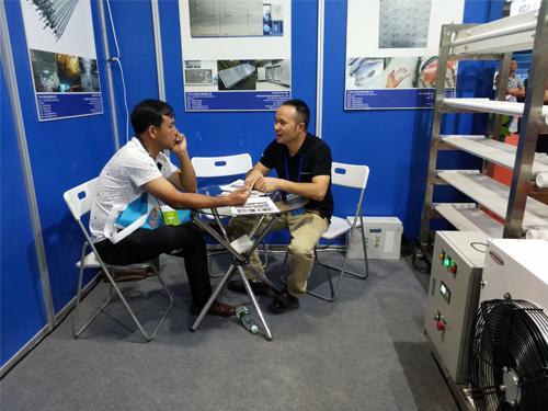 2018大卡公司参展之中国国际水产博览会