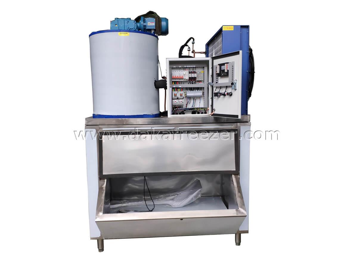 大卡片冰机  日产冰量2吨