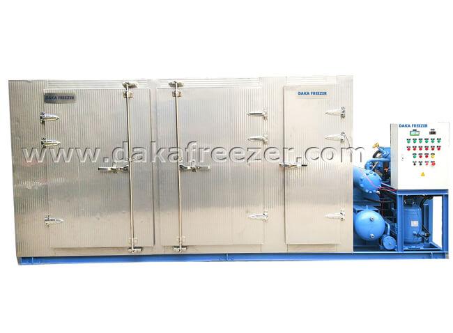 搁架式平板冻结机 DPB-1000