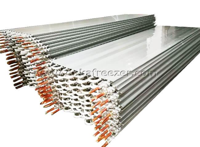 搁架式铝平板蒸发器