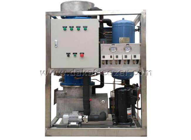 大卡管冰机 日产冰量1吨