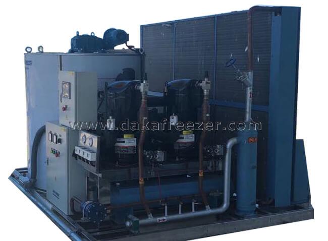 大卡片冰机 日产冰量10吨