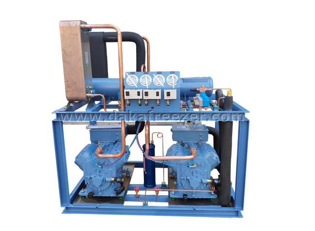 超低温复叠机组SP4L-150E